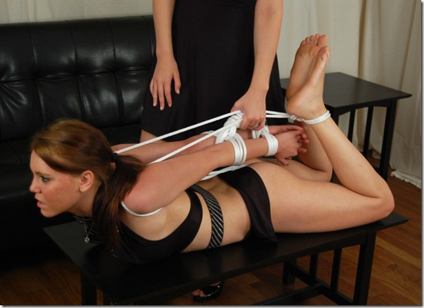 hogtied-bdsm